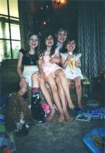Kids - Christmas Yuonga Rd 1997 - New House New Chapter Life