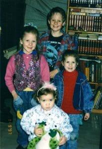 Kids at home Sep 1997 - Trauma