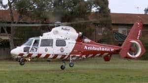 Air Ambulance - Trauma