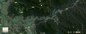 Let's start at the very beginning - Warburton Map