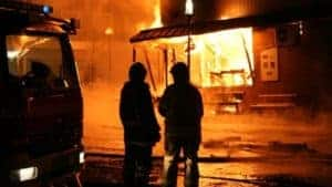 Devastation, Fire, Arson