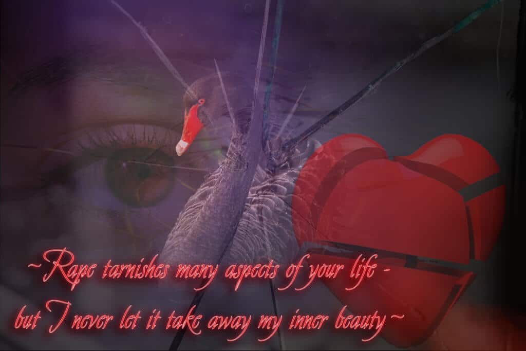 Rape Cold Case ~Rape tarnishes many aspects of your life - but I never let it take away my inner beauty~