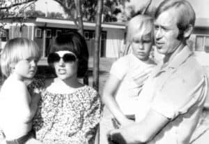 Lindy Chamberlain and Family