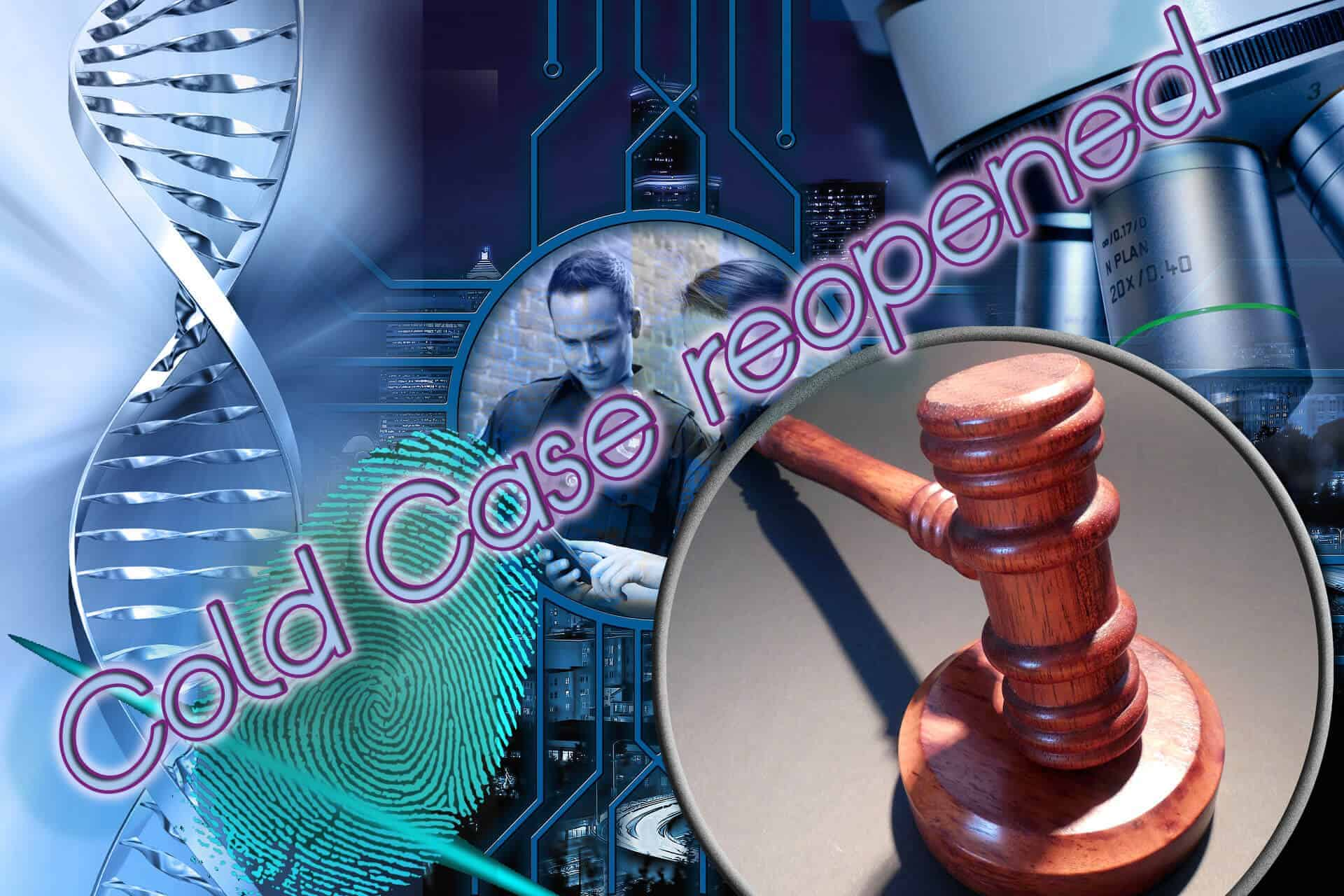 Cold Case opened