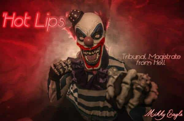 Hot Lips Tribunal Magistrate from Hell